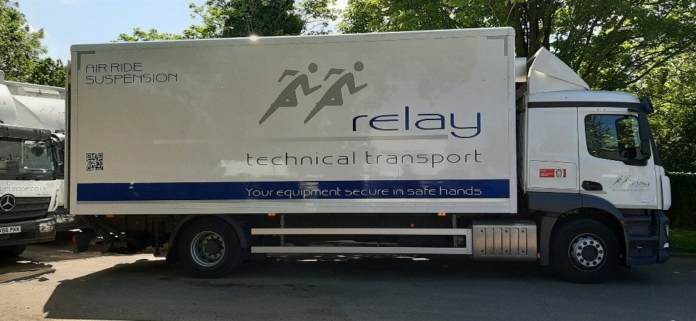 technical equipment delivery