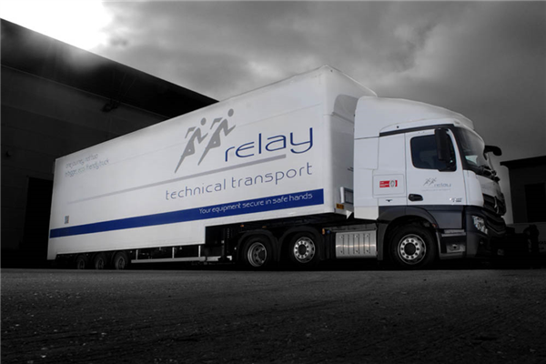 Relay's Fleet Gets Greener and Greener