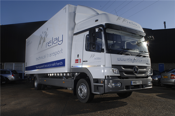 Logistics Support for Award Winning Project