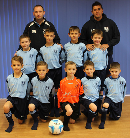 Delaford Colts under 8's